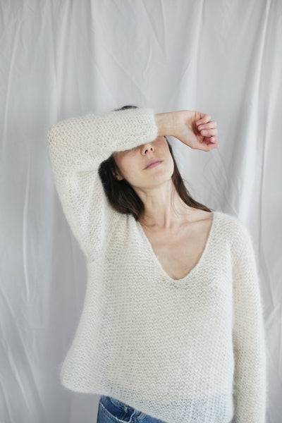LOTUS Hand Knitted Sweater