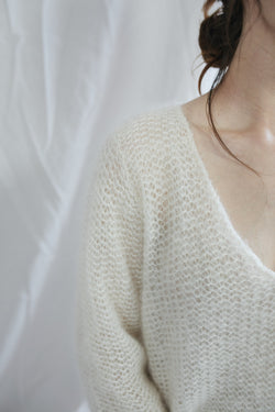 KNITTING KIT - LOTUS sweater