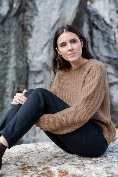 JULIETTE Wool Sweater