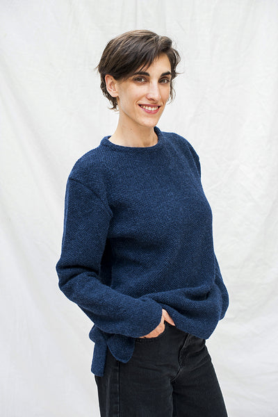 LINE Wool Sweater