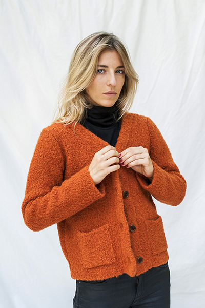 NANA Wool Cardigan
