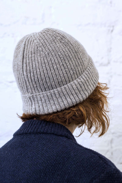 PAUL Light Grey Beanie