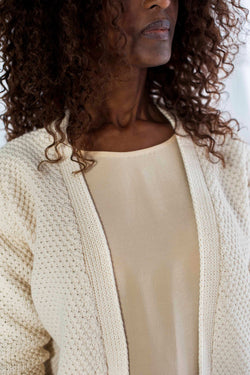 ROXANNE Cotton Cardigan