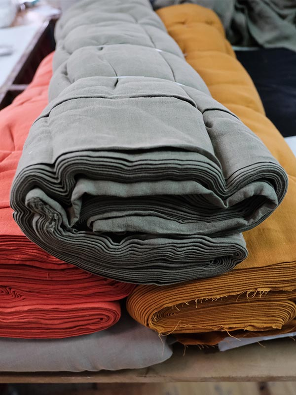 L'Envers - Our 100% French Linen Fabrics