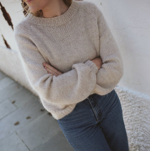 Daglig Sweater no2 - English