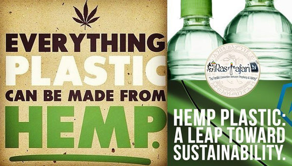 Everything Plastic Can be Made from Hemp | Buy CBD Online UK
