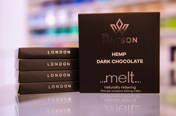 Melt Chocolate London 400mg Vegan Friendly find in Selfridges