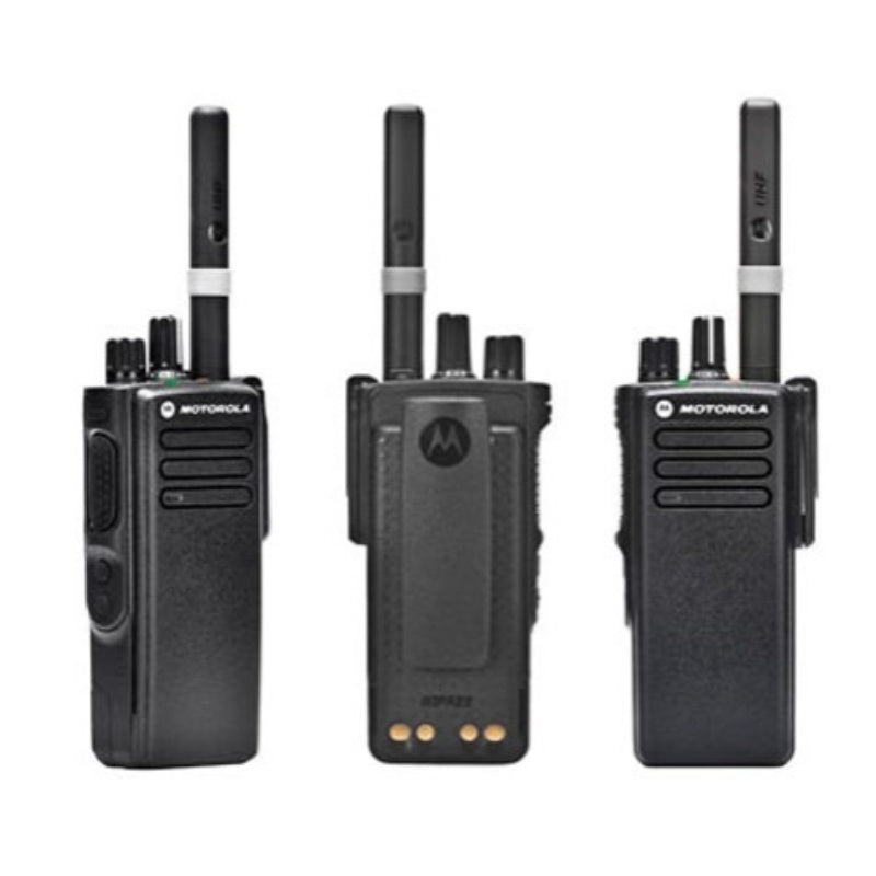 Motorola DP4400e Portable Two Way Radio