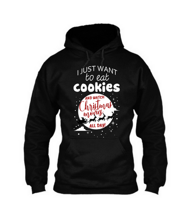 Eat Cookies And Watch Christmas Movies