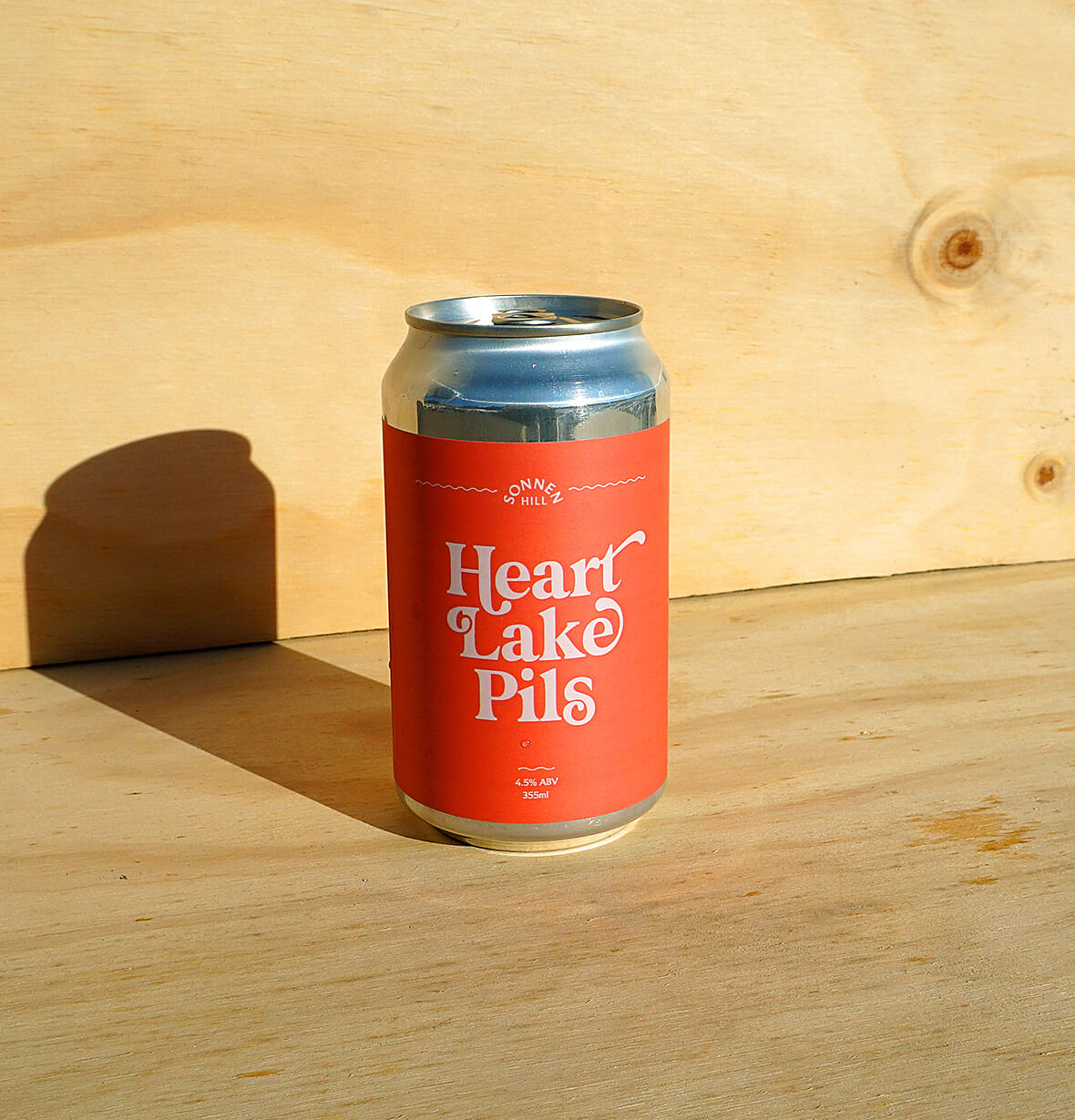 Heart Lake Pils × 4