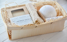 Load image into Gallery viewer, Oatmeal + Honey- Calming Bath Set