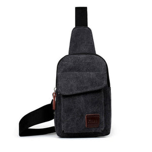 Unisex Trendy Sling Chest Backpack