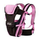 4 In 1 Convertible Baby Carrier