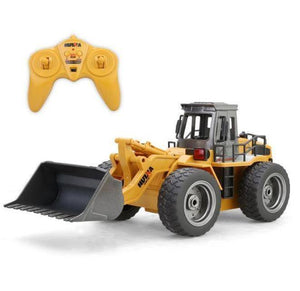 1/18 RC Metal Bulldozer RC