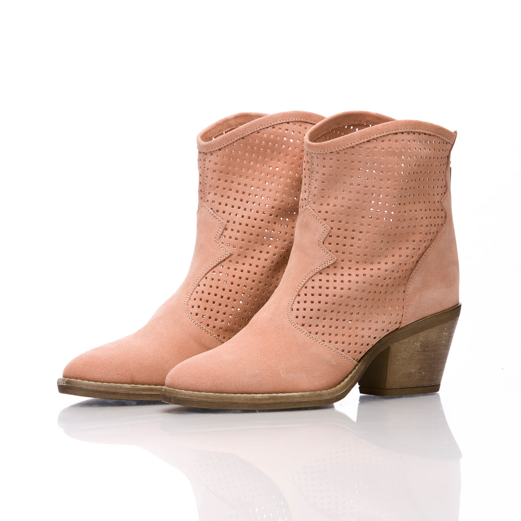 Modena, ankle boots piele naturala