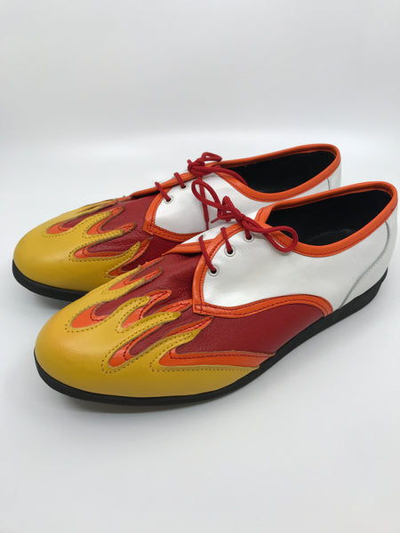 Danstep Inferno - EVA Flat Sole