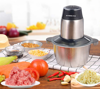 Electric Yam Pounder and Food Processor