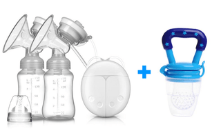 Electric Baby Feeder and Pacifier