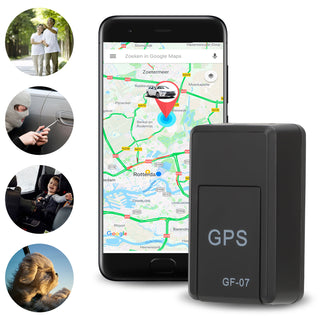 2021 Upgraded Magnetic Mini GPS Tracker - GH