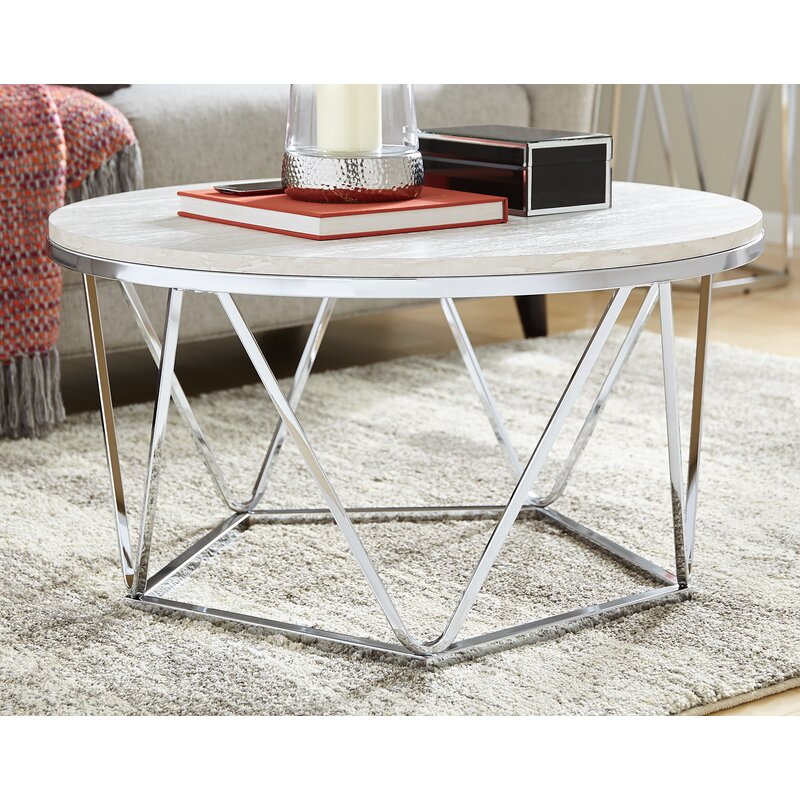 Mila Coffee Table 84 x 45 CM