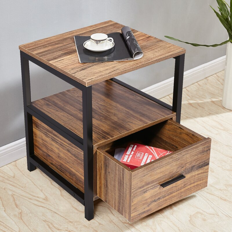 Claire Side Table / 55 CM x 45 CM