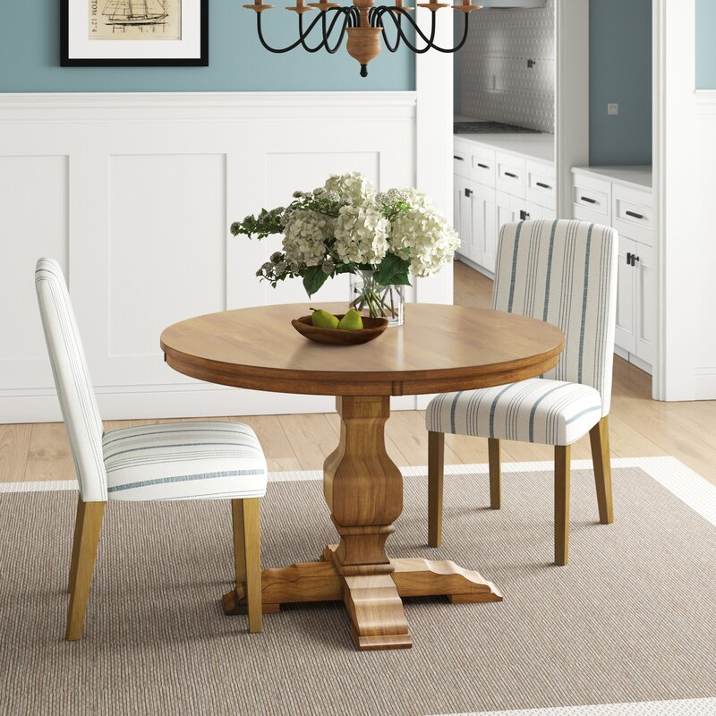 Daisy Solid Wood Dining Table