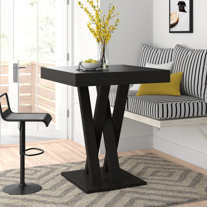 Lewis Bar High Dining Table