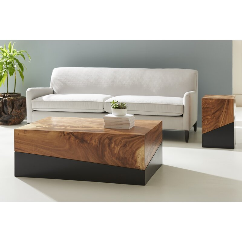 Split Block Centre Table / 120 x 76 CM