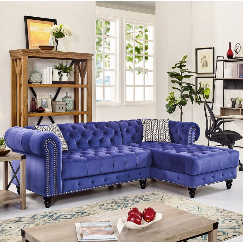 Aries L-Shape Sofa / 3 Seater