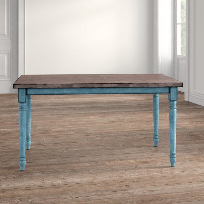 Toby Rustic Dining Table