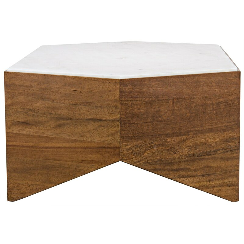 Hexagon Coffee Table / 170 CM R