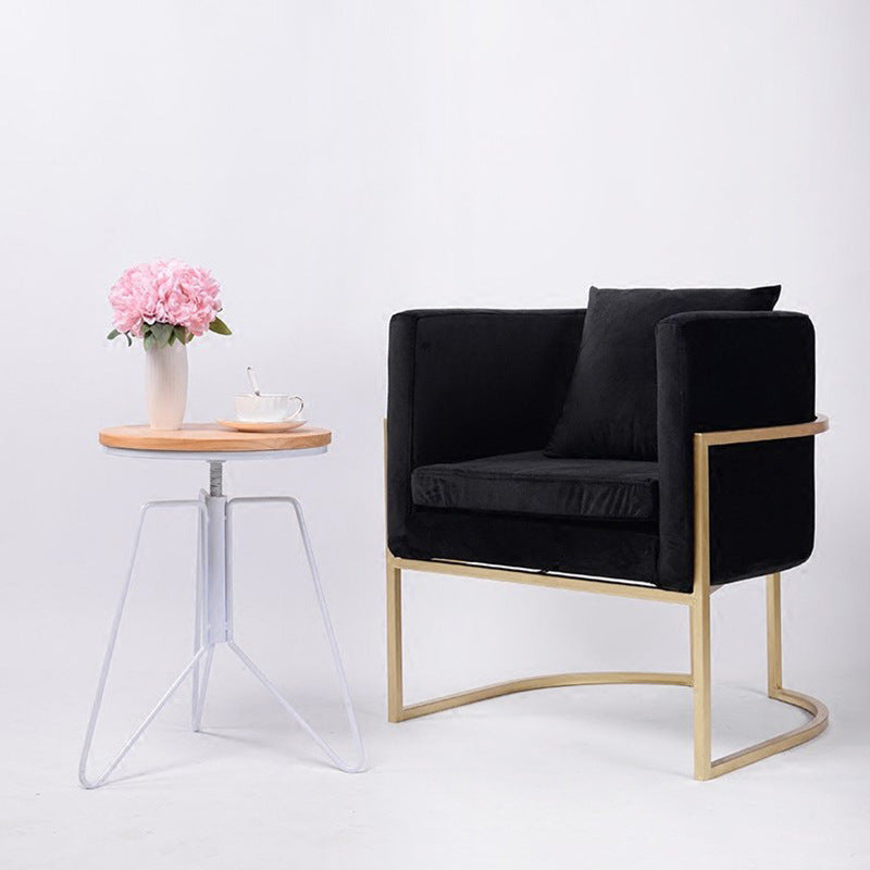 Lara Barrel Chair / 65 x 62 CM
