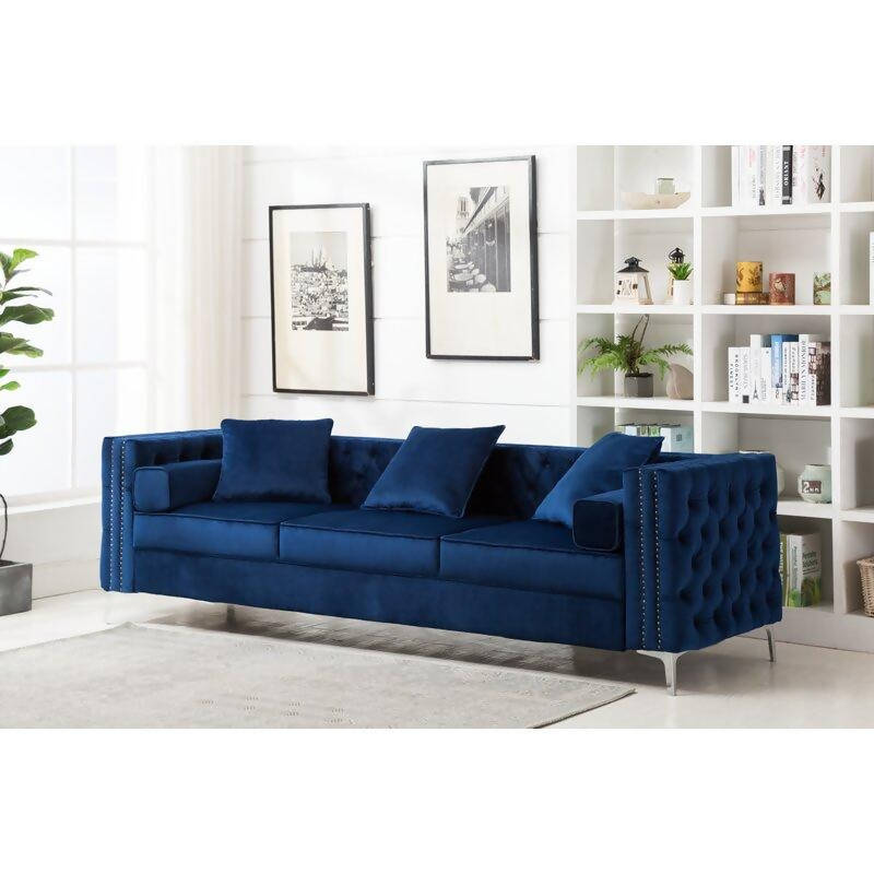 Araa Design / 264.16 CM 3S. Straight Arm Sofa