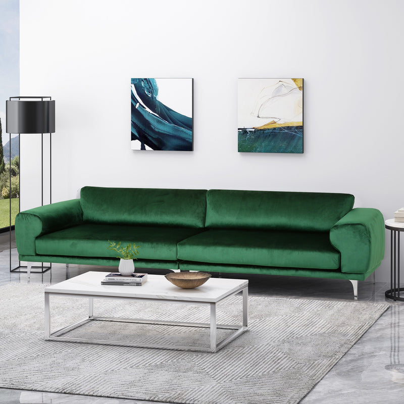 Le Havre French Design / 4S. Velvet Sofa