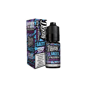 20mg Doozy Vape Co Nic Salt 10ml (50VG/50PG)