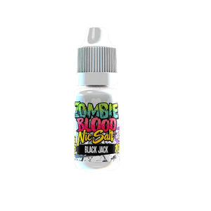 10mg Zombie Blood Nic Salts 10ml (50VG/50PG)