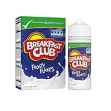 Breakfast Club 100ml Shortfill 0mg (70VG/30PG)