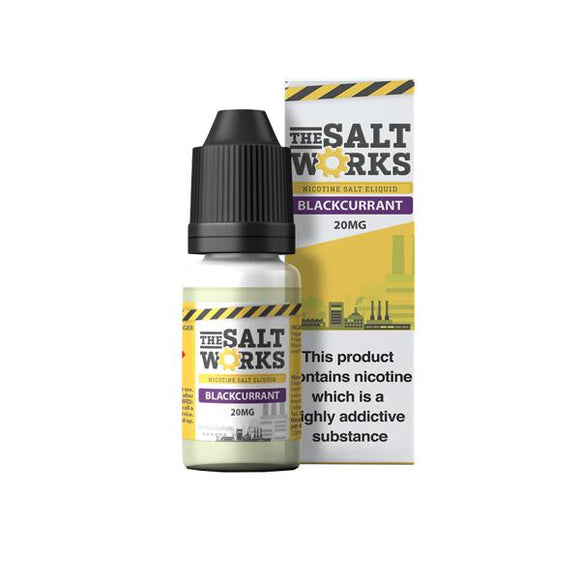 20mg The Salt Works Nic Salts 10ml (50VG/50)