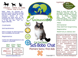 Sos Bobo Herbal Ointment - First Aids - AnimaBio Care