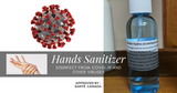 Hands Sanitizer & disinfectant COVID -19