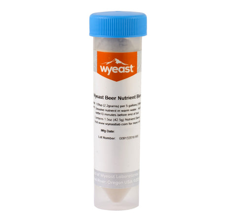 Wyeast 1.5 Oz Beer Nutrient