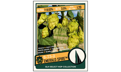 Michigan Emerald Spire Hop Pellets 1 oz
