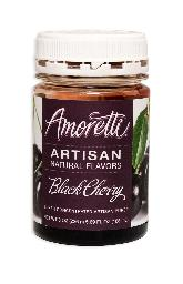 Amoretti Black Cherry Fruit Puree 8 oz