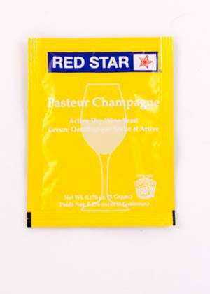 Red Star Pasteur Blanc Wine Yeast