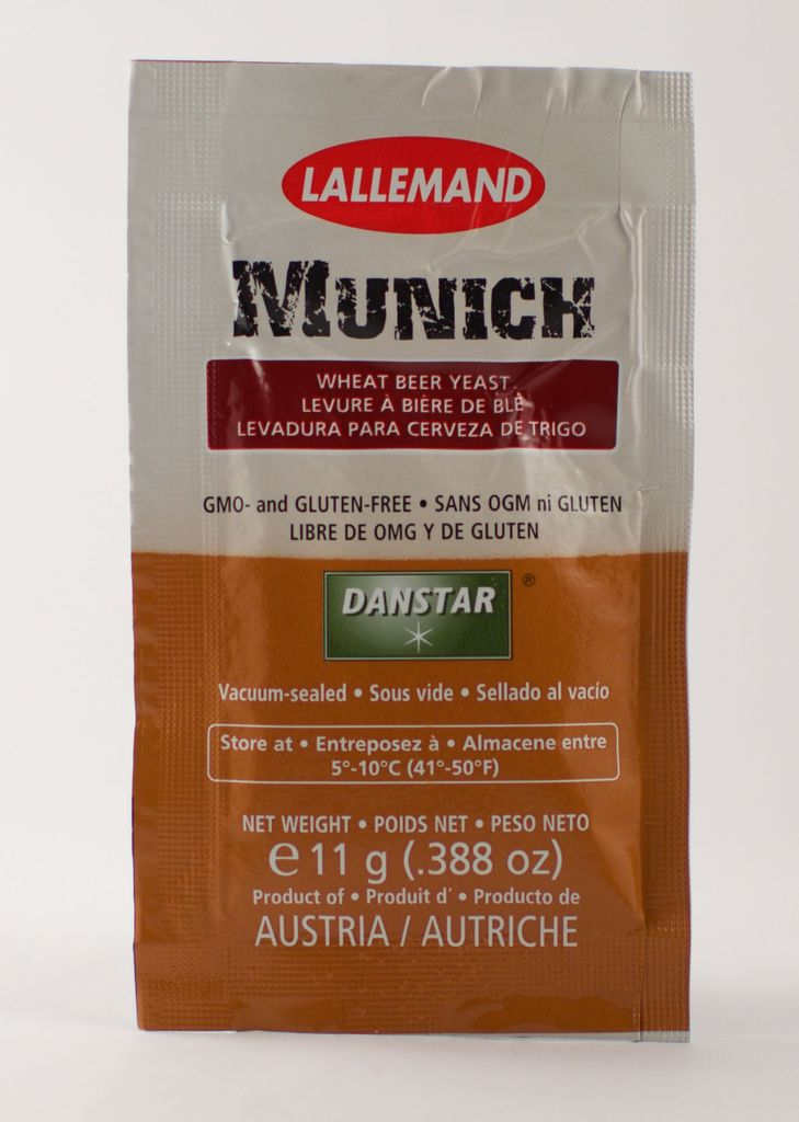 Lallemand Munich Brewing Yeast (11 Gram)