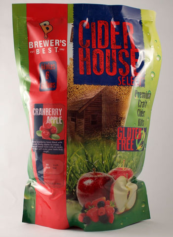 Cider House Select Cranberry Apple Cider