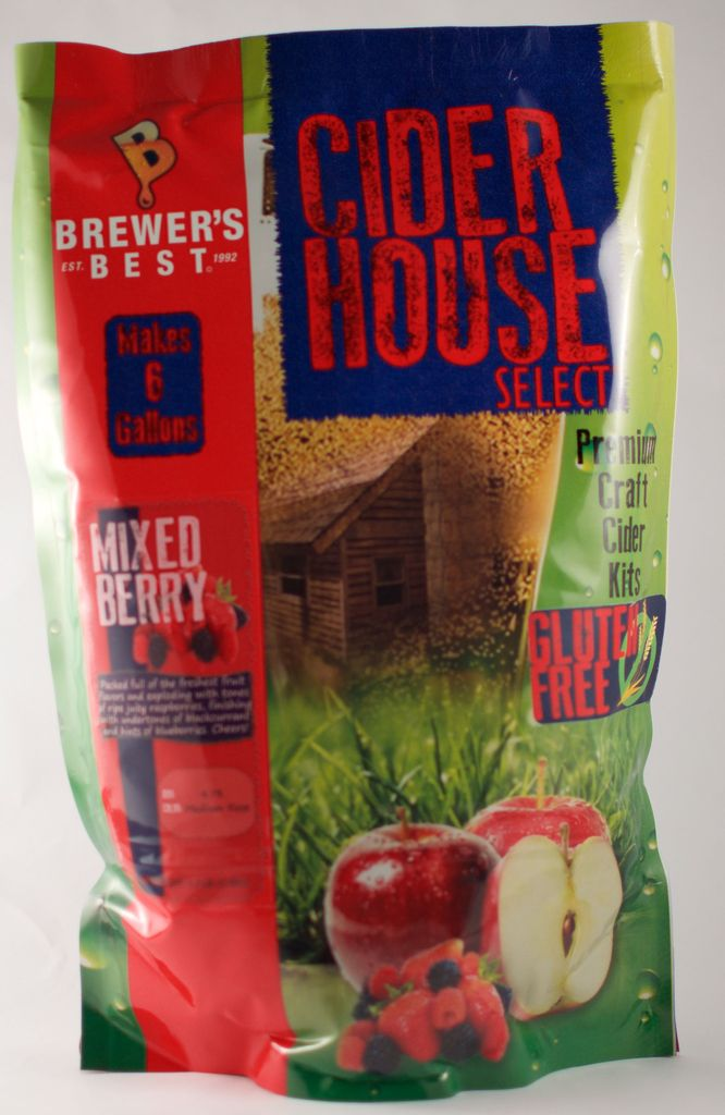 Cider House Select Mixed Berry Cider