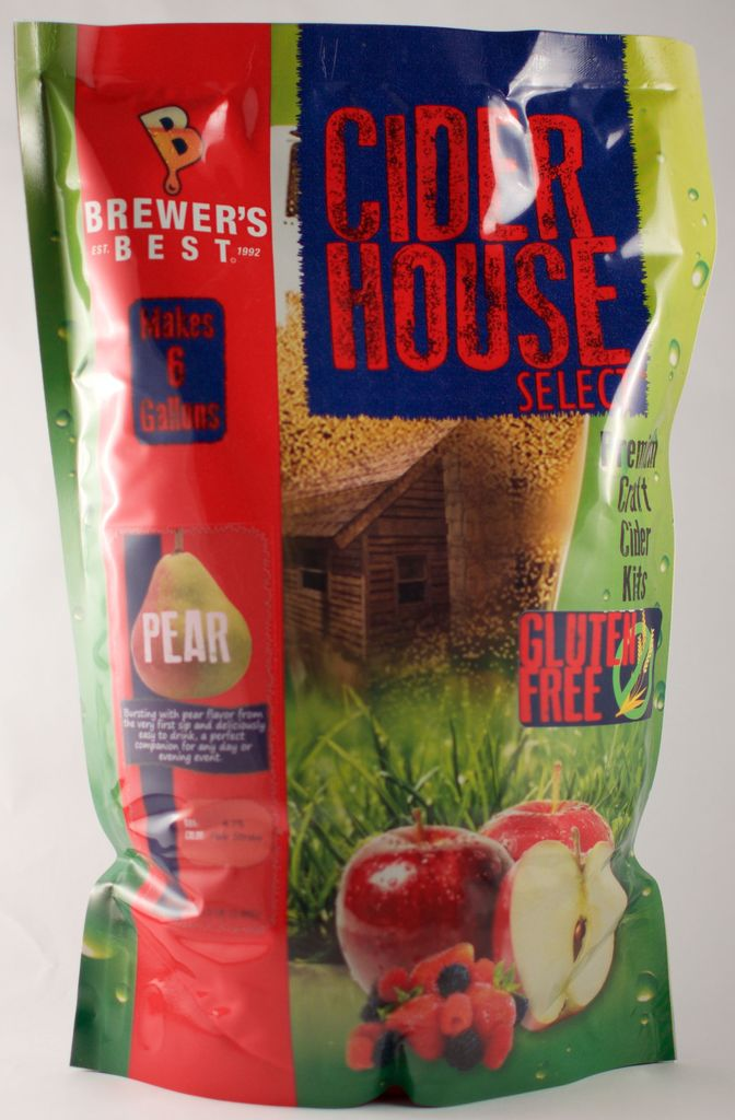 Cider House Select Pear Cider