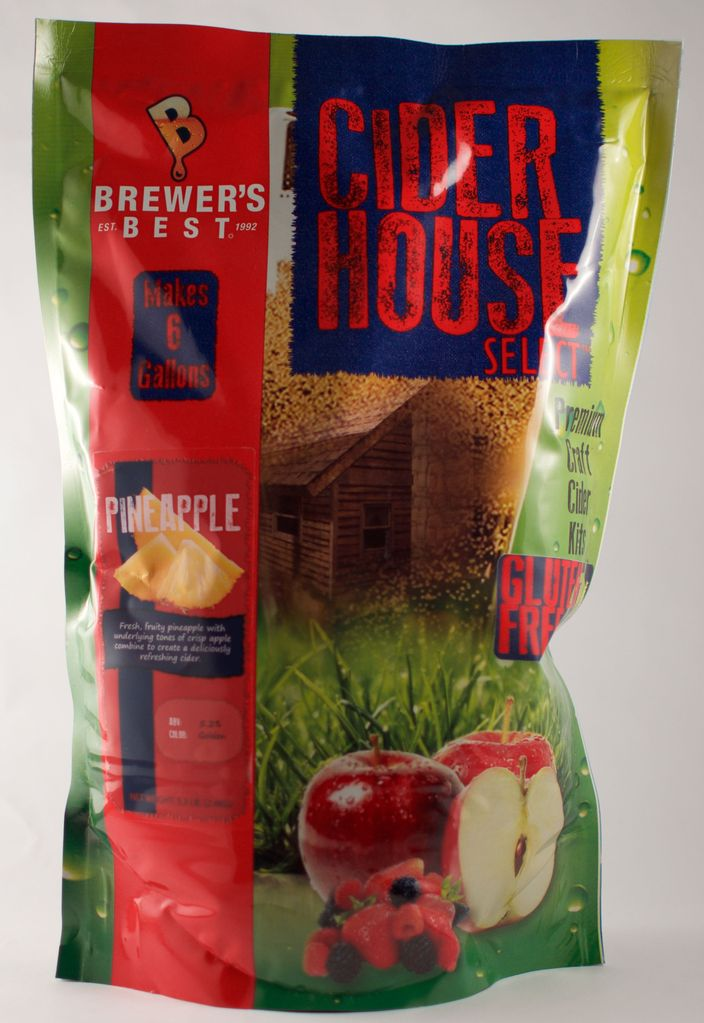 Cider House Select Pineapple Cider