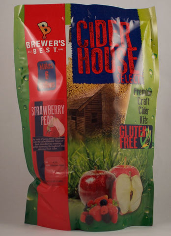 Cider House Select Strawberry Pear Cider